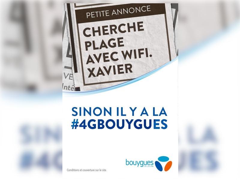 Bouygues troll Free Mobile en publicité