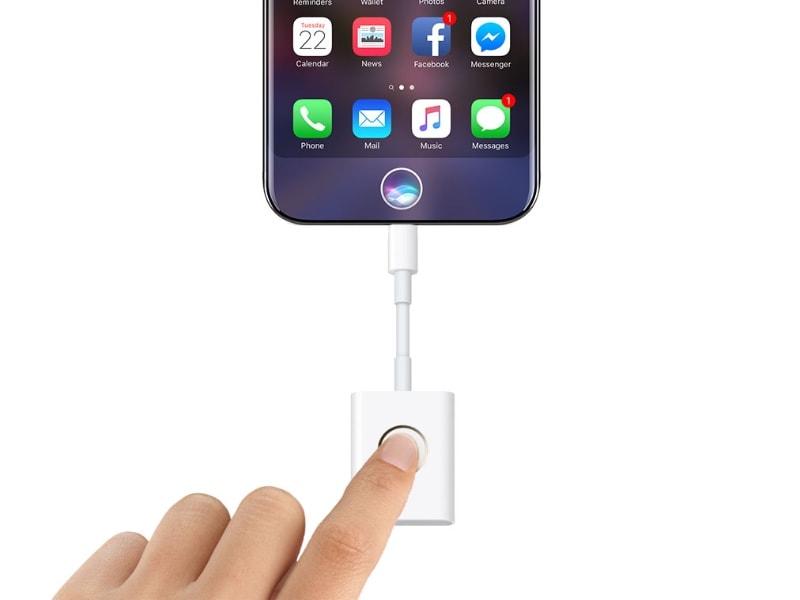 Est-ce la solution pour le TouchID de l'iPhone8?
