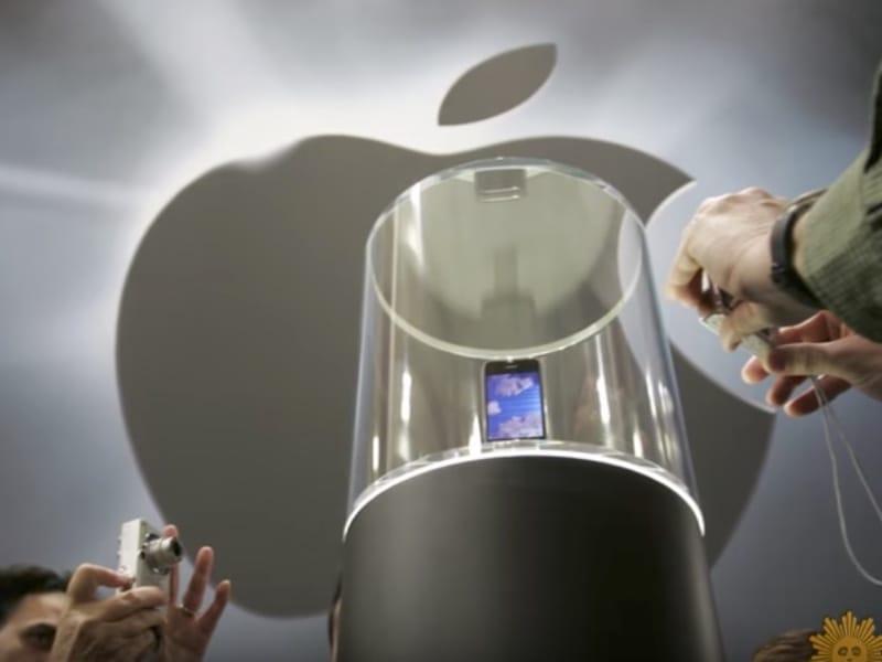 Quelques souvenirs des quatre premiers testeurs de l'iPhone