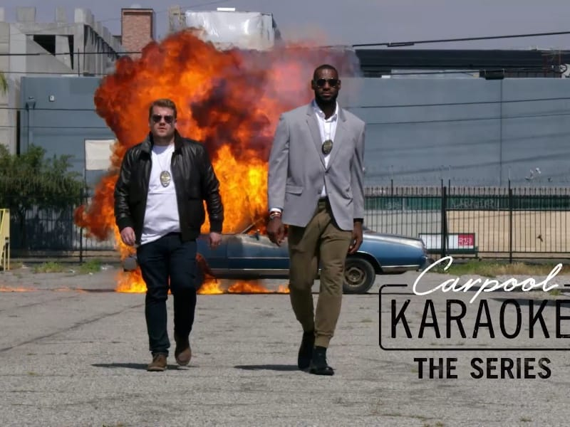 Carpool Karaoke, le teaser qui fait 💥