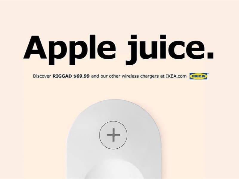 Du jus de pomme pour vitaminer les accessoires Qi d