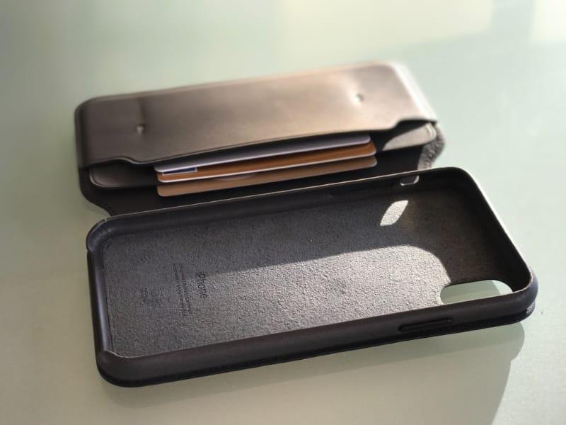 coque iphone x folio
