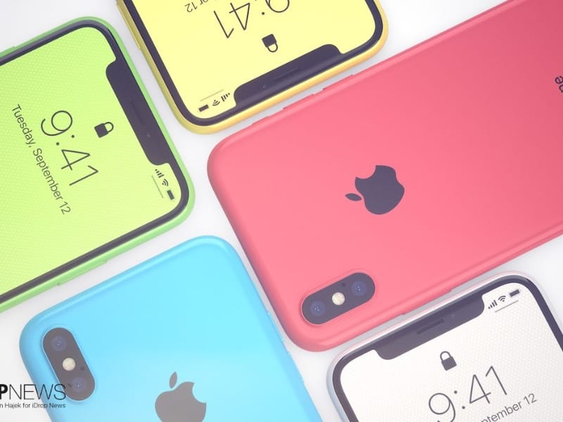 iPhone Xc : comme l