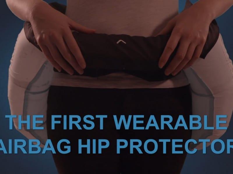 CES2018: voici l'airbag qui protège les hanches!