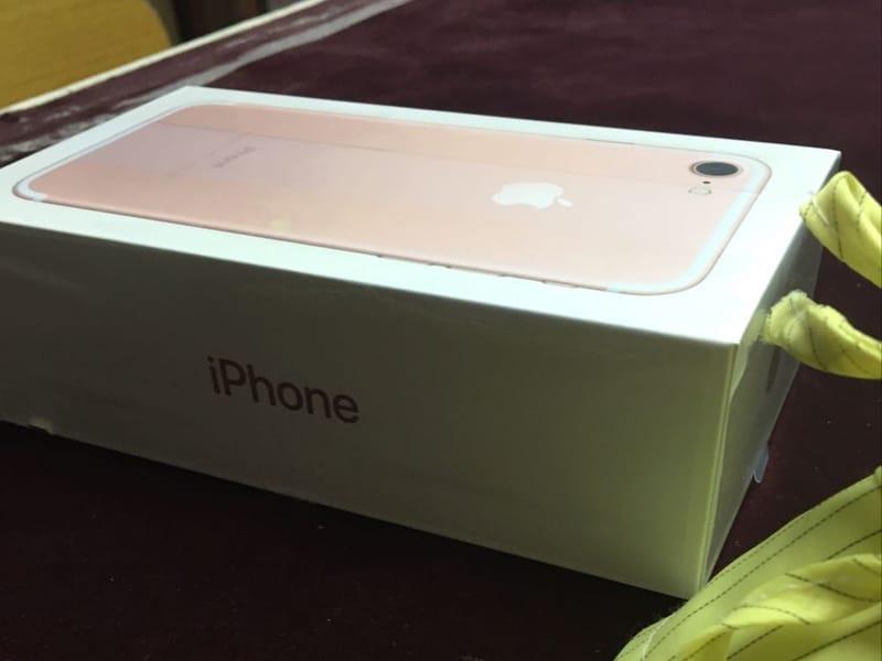Emballage Iphone C