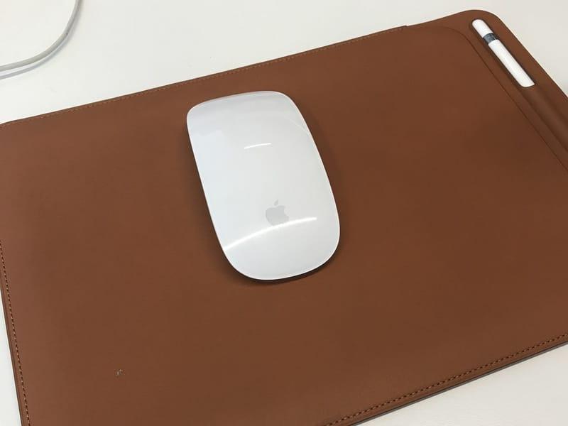 Le tapis de souris à 169€ d'Apple