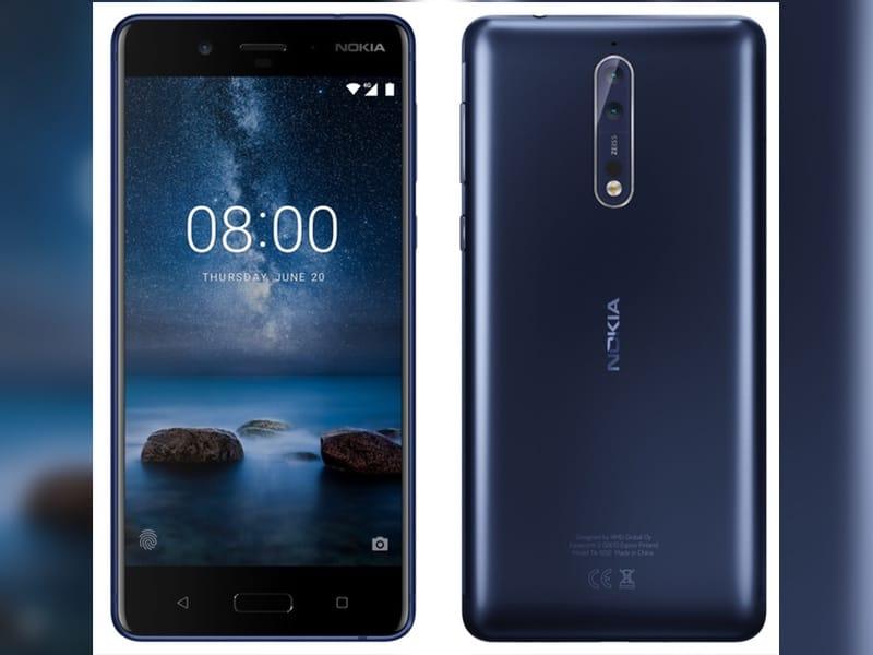 Voici sans doute le nouveau smartphone de Nokia