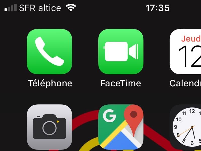 SFR devient Altice (sur iPhone, au moins)