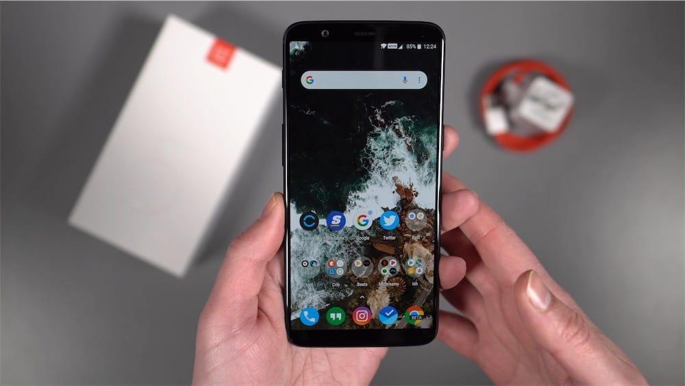OnePlus copie (et complique) les gestes de l'iPhone X