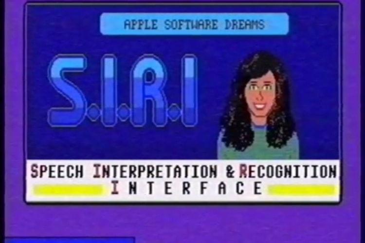 video en galerie : Voici à quoi aurait ressemblé Siri dans les années 1980
