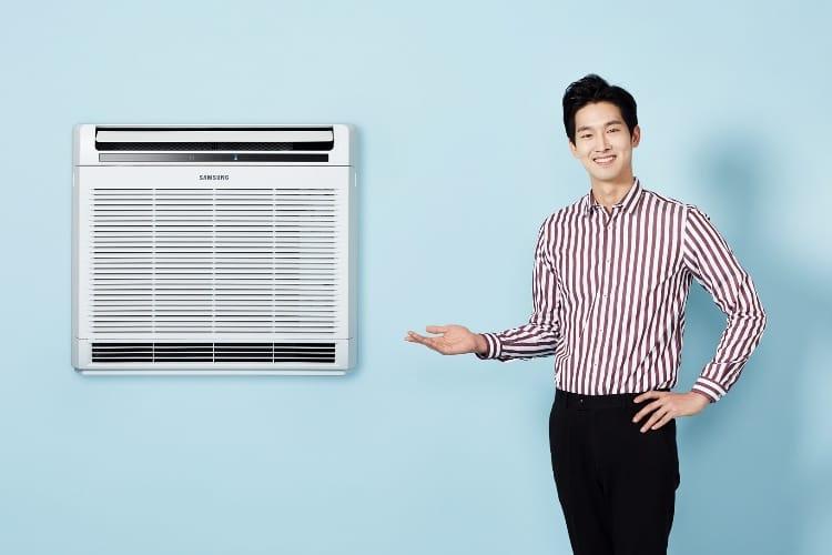 image en galerie : Samsung brasse de l'air