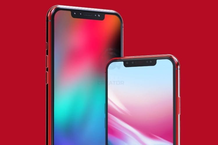 🚨 Alerte rouge 🚨 L'iPhone X (RED) est très joli