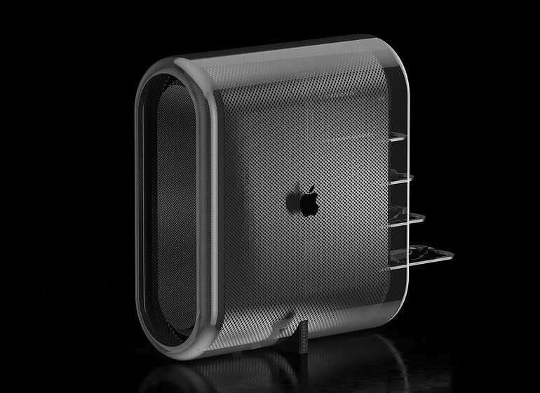 Mac Pro : un concept doublement inspiré