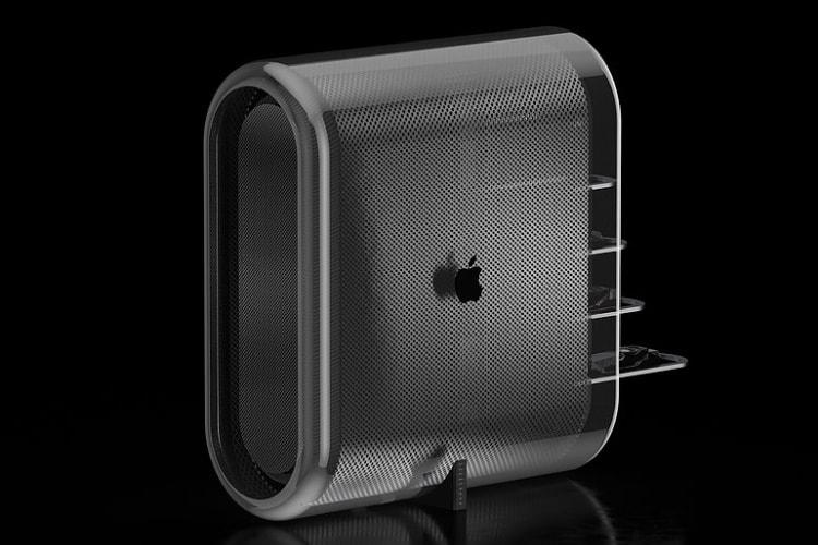 image en galerie : Mac Pro : un concept doublement inspiré