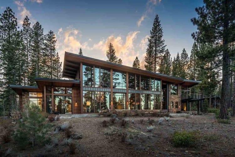 image en galerie : Eddy Cue vend sa cabane dans les bois