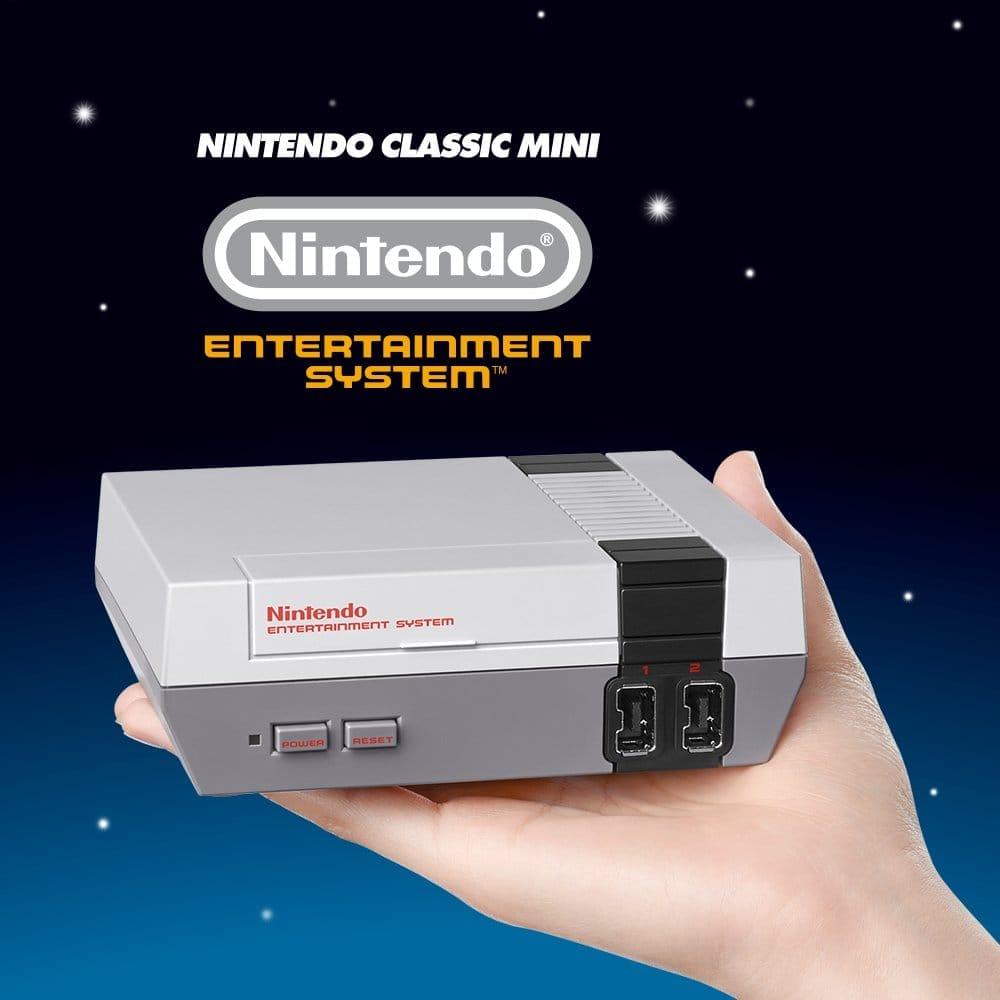 Nintendo proposera de nouveau la NES Classic Mini fin juin