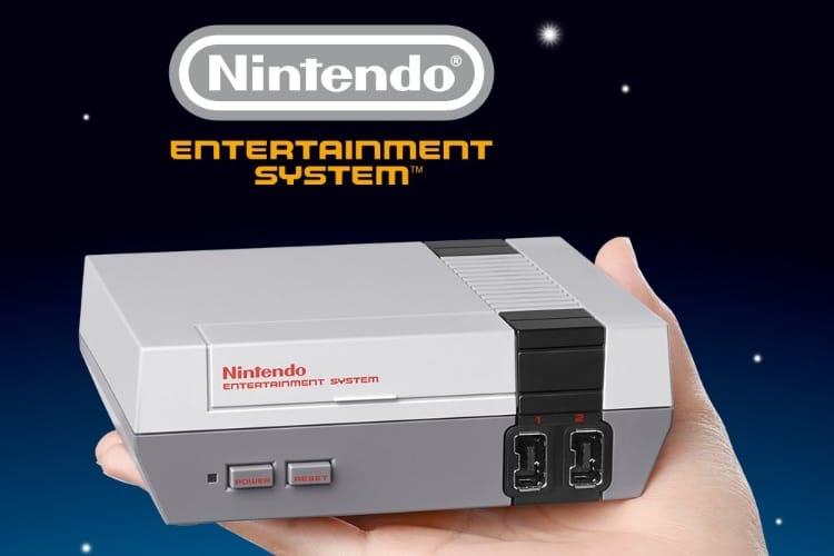 image en galerie : Nintendo proposera de nouveau la NES Classic Mini fin juin