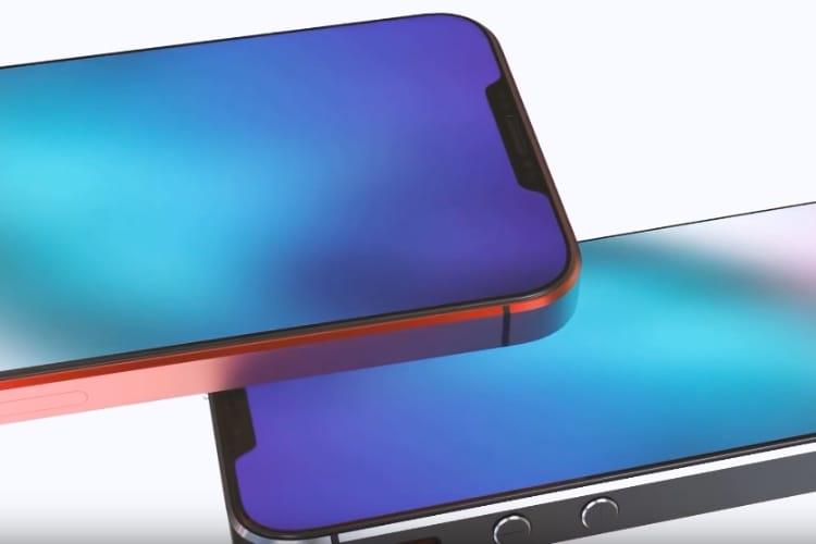 L'iPhone SE (2018) et son encoche dans une vidéo concept