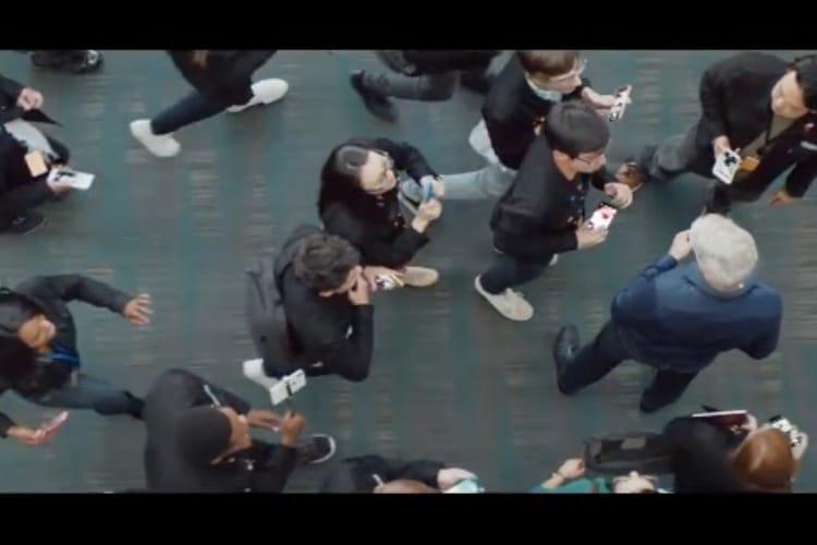 video en galerie : La grande migration des développeurs filmée parApple