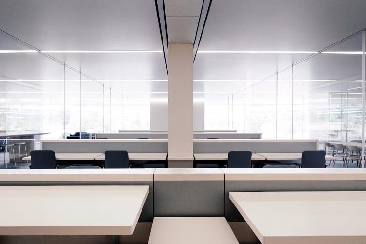 image en galerie : Les employés de l'Apple Park peuvent prendre de la hauteur