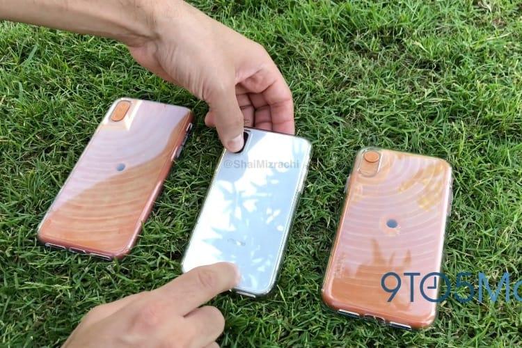 video en galerie : Les maquettes des iPhone 2018 de nouveau en vidéo