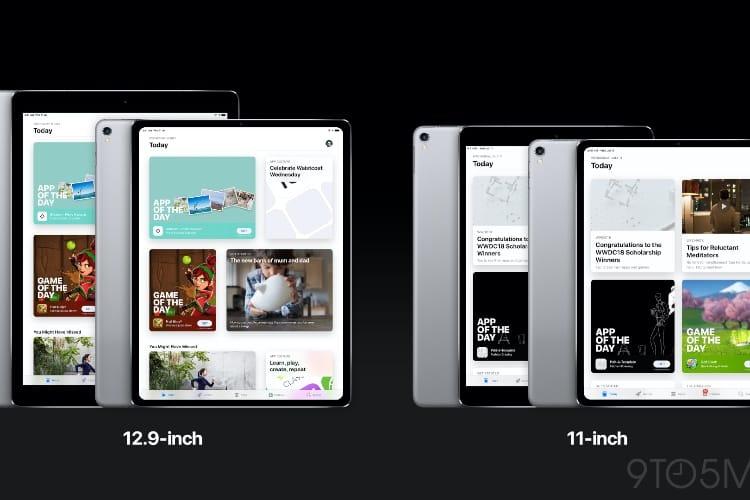 iPad Pro : tentative de rendu des futures tablettes FaceID