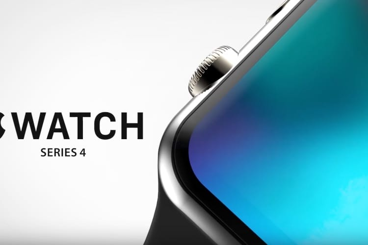 video en galerie : Concept : l'Apple Watch Series 4 est très jolie dans cette vidéo