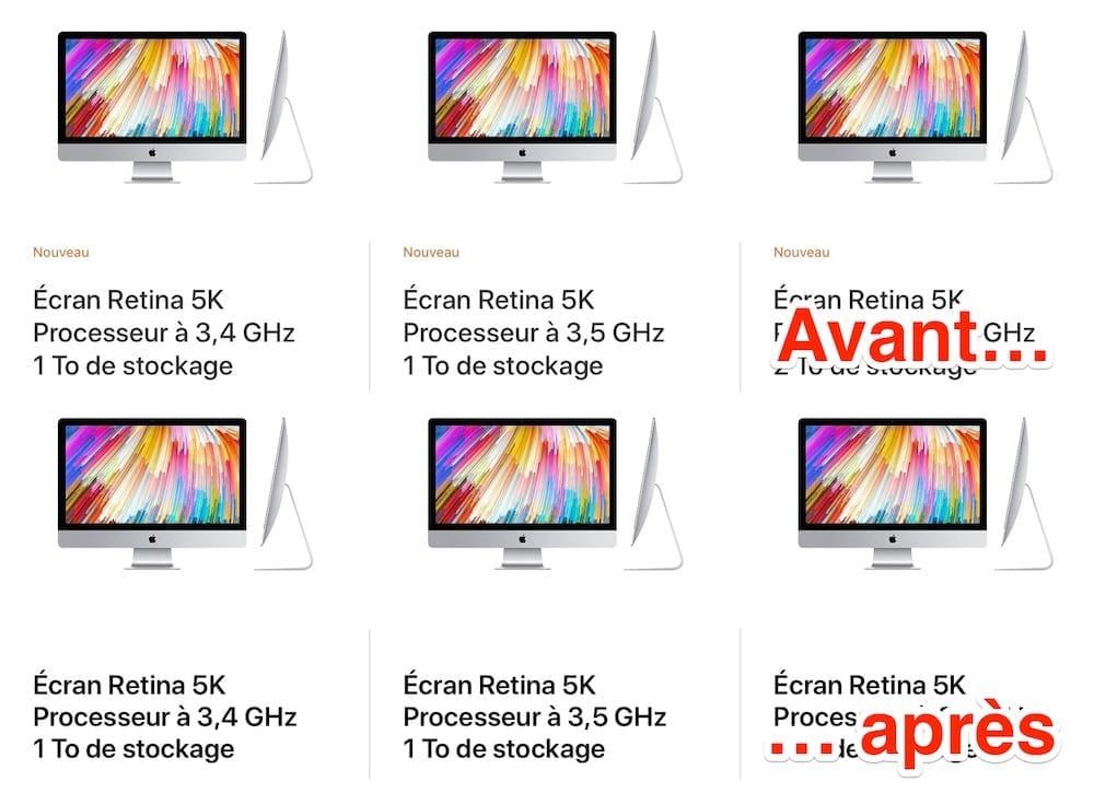 423 jours après son lancement, l'iMac a fini d