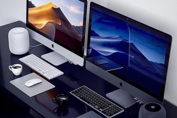image en galerie : Mac : noir ou blanc, pourquoi choisir?