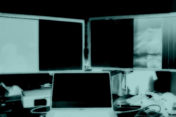 video en galerie : MacBook Pro, c'est soirée disco