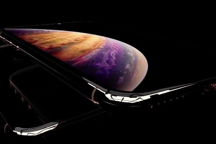 video en galerie : Après l'image, une vidéo-concept des iPhoneXS