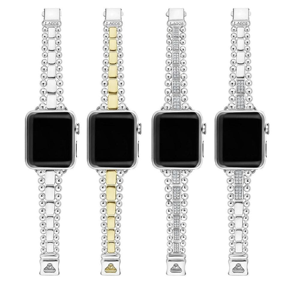 Chez Lagos, des bracelets-bijoux plus chers que l'Apple Watch