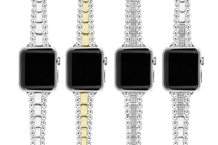 video en galerie : Chez Lagos, des bracelets-bijoux plus chers que l'Apple Watch