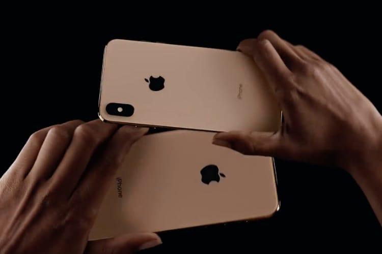 Tout ce qu'il faut savoir sur l'iPhone XS en moins d'une minute