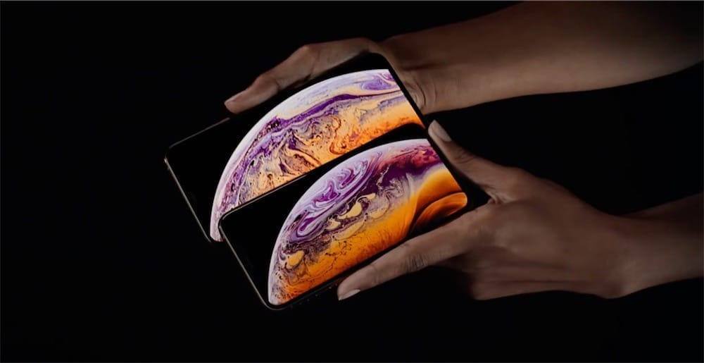 iPhone XS/XS Max : une publicité qui fait illusion