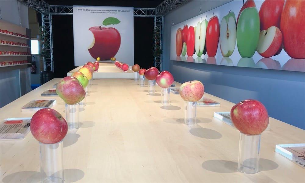 Un appétissant vrai/faux Apple Store en Moselle