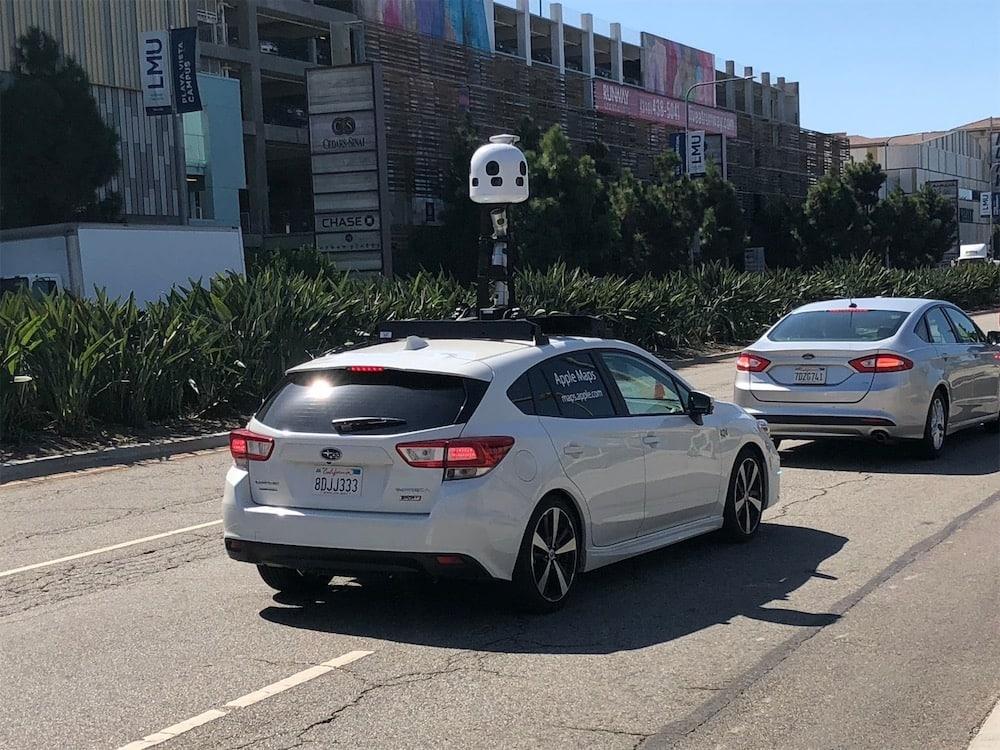 Apple roule dans de nouvelles voitures pour Plans