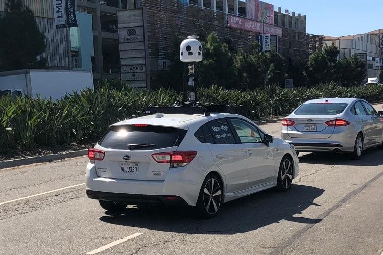 image en galerie : Apple roule dans de nouvelles voitures pour Plans