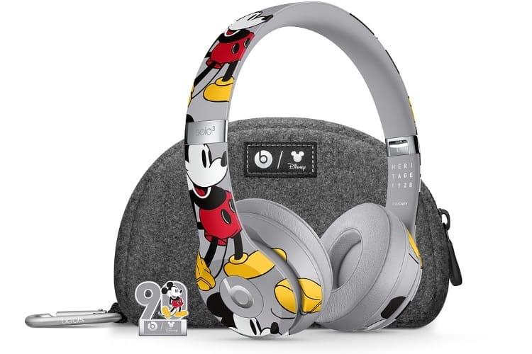 Pour les 90 ans de Mickey, Beats lance un Solo3 spécial… sans grandes oreilles