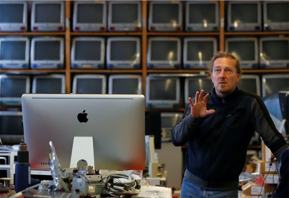 La plus grande collection de Mac est en vente