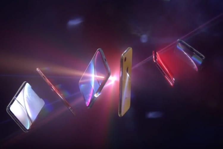 Premières pubs vidéo pour l'iPhone XR