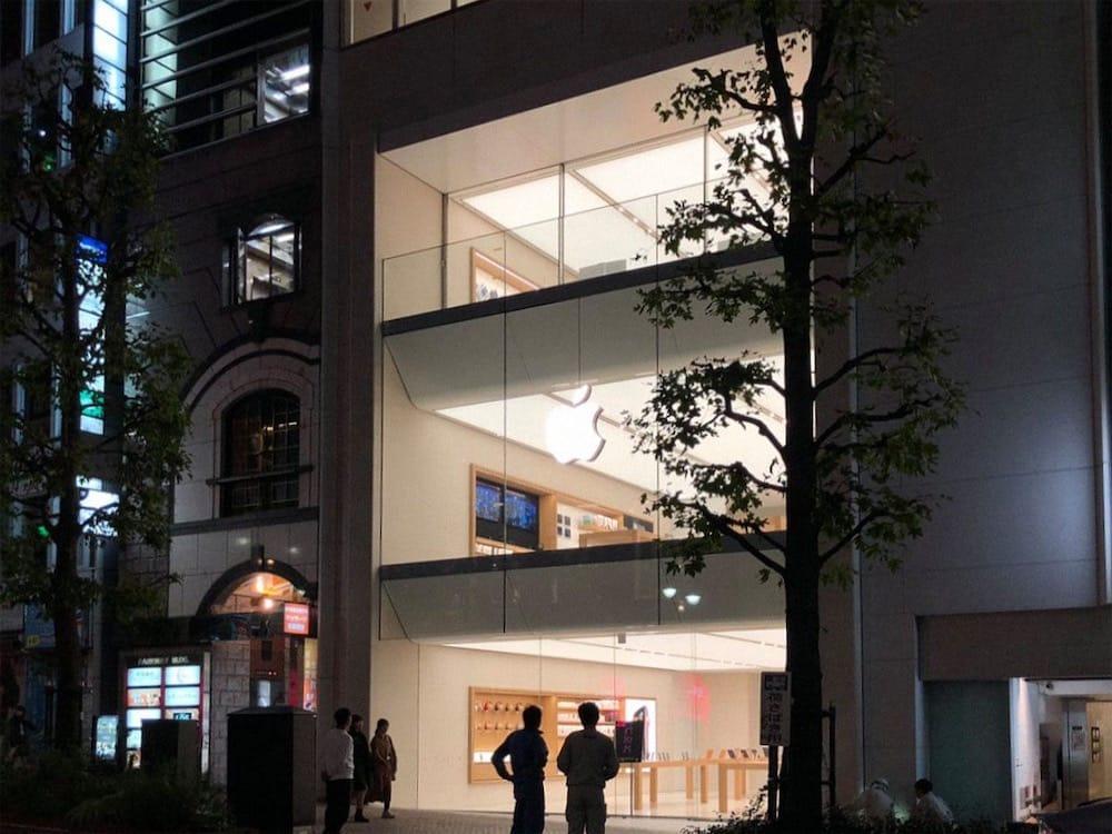 Le spectaculaire Apple Store de Shibuya prend de la hauteur