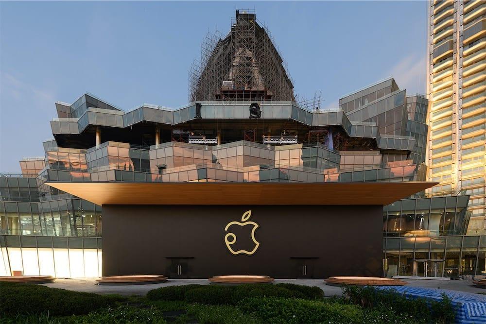 Thaïlande, Japon, France : les Apple Store poussent comme des champignons