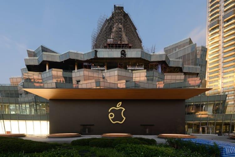 image en galerie : Thaïlande, Japon, France : les Apple Store poussent comme des champignons