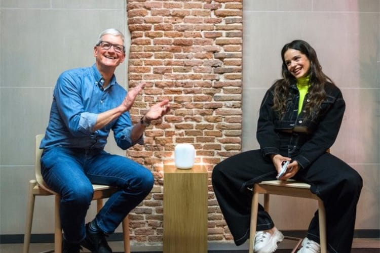 image en galerie : Le tour d'Europe de Tim Cook se poursuit en Espagne