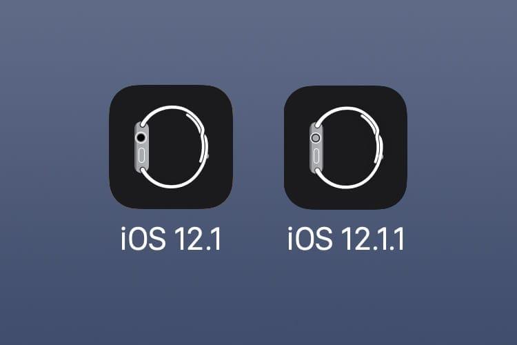 L'icône de l'application Apple Watch reflète enfin la Series 4