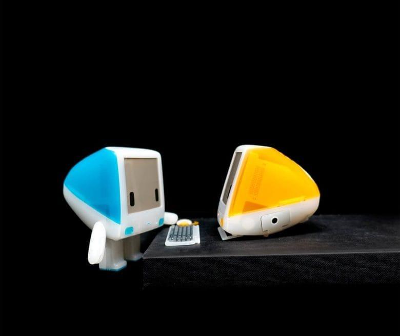 iBot G3 : l'adorable petit frère de l'iMac G3