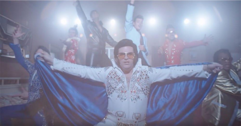 Elvis chante FaceTime dans cette nouvelle pub d'Apple