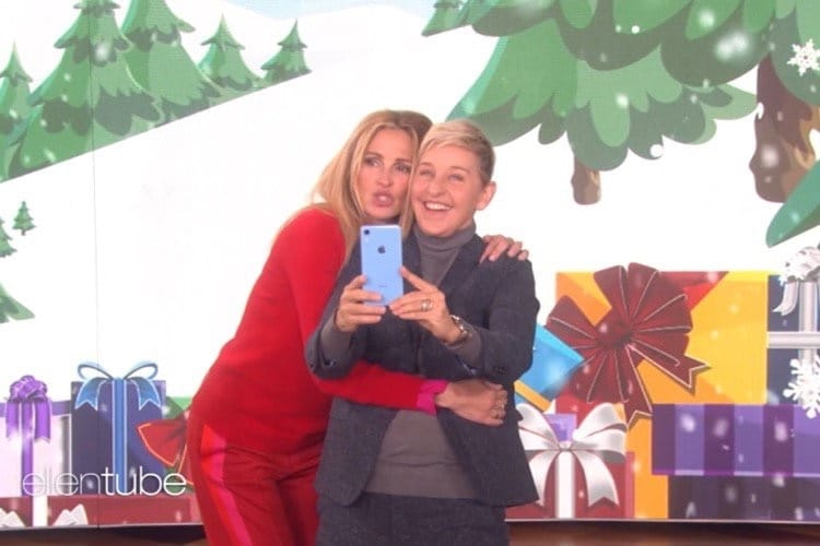 video en galerie : Apple offre des iPhone XR au public de l'émission d'Ellen DeGeneres