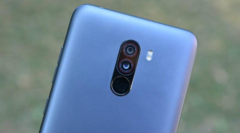 Officiel : le Pocophone de Xiaomi a presque le meilleur appareil photo de tous les smartphones actuels